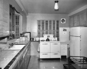 Before remodeling grandma's kitchen