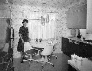 My mother was Charlotte Clark Kitchens
